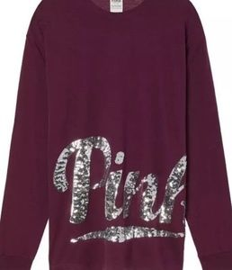 VS Bling Campus Long Sleeve